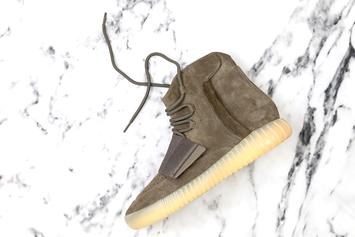 "Registration For Adidas Yeezy Boost 750 ""Chocolate"" Now Open"