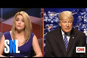 Alec Baldwin Mocks Donald Trump's Offensive Comments About Women On SNL