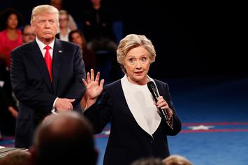 Hip Hop Reacts To The Second Presidential Debate