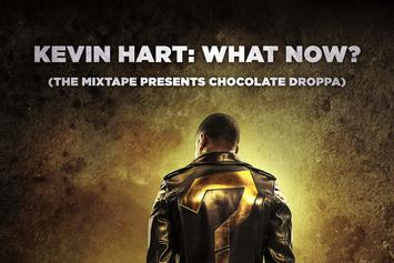 "Stream Chocolate Droppa, aka Kevin Hart's, ""What Now?"" Mixtape"