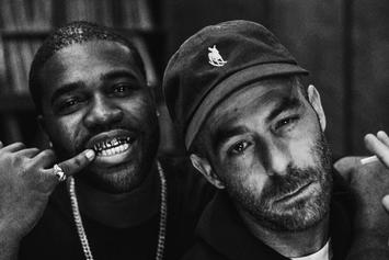A$AP Ferg Spotted In The Studio Working On His New Album With Alchemist & Dr. Dre