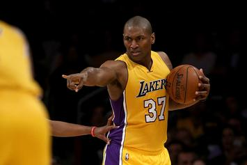 """Metta World Peace Says He Was """"Inappropriately Touched"""" By A Ghost In Oklahoma City"""