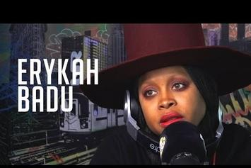 Watch Erykah Badu Discuss Andre 3000, Jay Electronica & The D.O.C. On Hot 97