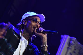 "Wiz Khalifa Offers To Send ""KK"" To Kanye West's ""Mental Institution"""