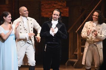 Hamilton Sets Box Office Records After Trump Blasts The Show On Twitter