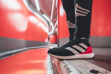 """Adidas Launches The New """"Red Limit ACE 16+"""" UltraBoost"""