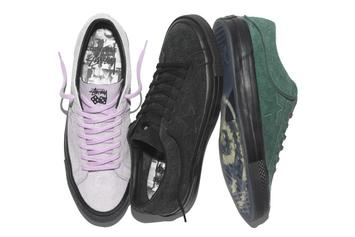 """Stussy x Converse One Star """"74 Collection"""" Arrives This Week"""