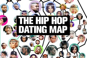 The Hip Hop Dating Map