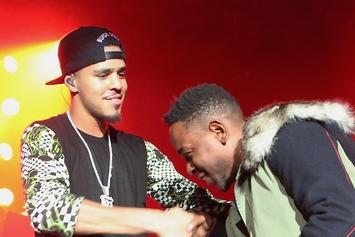 """J. Cole & Kendrick Lamar Have Been Working On Collab Album """"For A While,"""" Ab-Soul Says"""