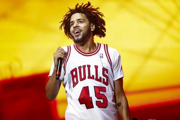 J. Cole Got Dissed By A Hotel On Twitter