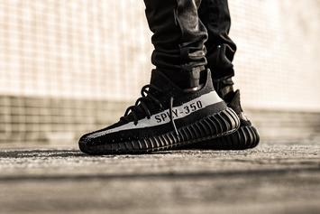 """Store List For The """"Black/White"""" Adidas Yeezy Boost 350 V2 Release"""