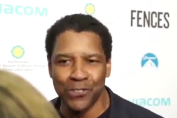"Denzel Washington Explains Problem Of ""Fake News"" With Incredible Clarity"