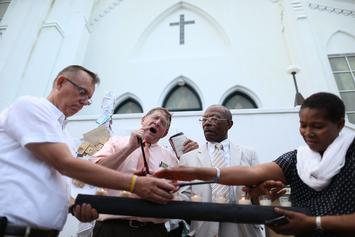 Dylann Roof Visited Emanuel AME Church 8 Times Before Shooting