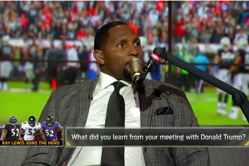 Ray Lewis Details His Meeting With President-Elect Donald Trump