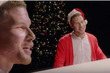 "NBA Stars Sing ""The Most Dunktastic Time Of The Year"""