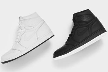 """Perforated"" Air Jordan 1 Pack Rumored For 2017"