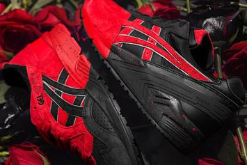 "Asics ""Bulls Of Pamplona"" Pack Scheduled To Release Tomorrow"