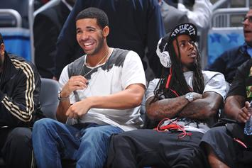 Drake Has Tied Lil Wayne's Billboard Hot 100 Record