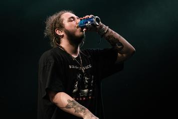 "Post Malone Announces New Project ""Beerbongs & Bentleys"""