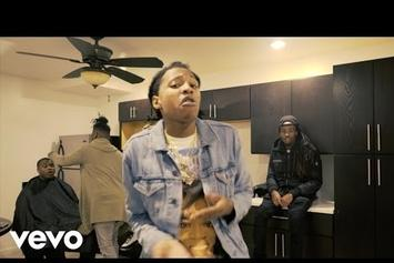 "Nef The Pharaoh ""Lauryn Hill"" Video"