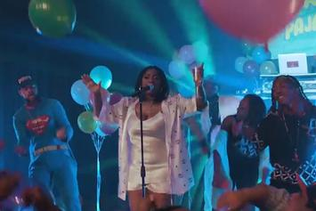 "Kamaiyah ""Freaky Freaks"" Video"