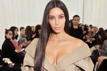 "Kim Kardashian West Briefly Changes Twitter Name To Just ""Kim"""