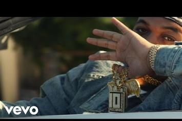 "DJ Mustard Feat. Nipsey Hussle, RJ ""Ridin' Around"" Video"