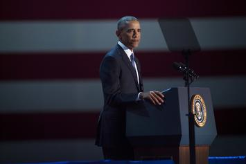 Twitter Reacts To President Obama's Farewell Speech