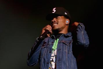 "Chance The Rapper's ""Coloring Book"" Was The Top Album Of 2016 On SoundCloud"