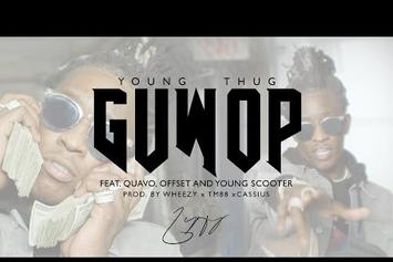"Young Thug Feat. Quavo, Offset, Young Scooter ""Guwop"" Video"