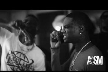 "Soulja Boy ""I'm Having My Way"" Video"