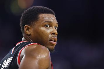 Kyle Lowry's Home Burglarized By Multi-Million Dollar Jewelry Theft Ring