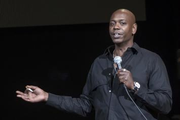 Watch Dave Chapelle Make A Speech At Muslim Ban Protest