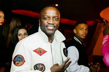 Akon Believes Donald Trump Has Made Him & Other Americans Targets
