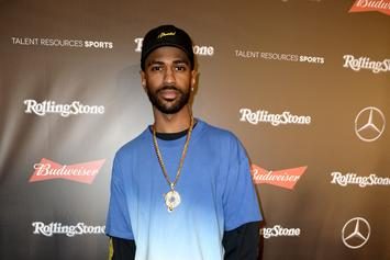 Big Sean Tells The Story Of His Roc-A-Fella Chain And More In A New Interview