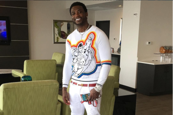Gucci Mane Is Taking Over Vogue Magazine's Snapchat For The Superbowl