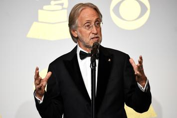 """Grammys President: """"I Don't Think There's A Race Problem At All"""""""