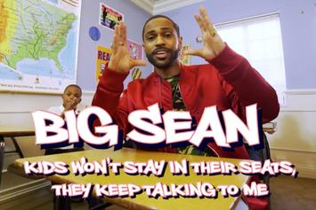 """Watch Big Sean, Ice Cube, Migos & Ty Dolla Sign Rap Along With Second Graders On """"Ellen"""""""