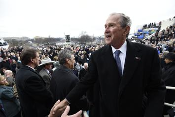 """George W. Bush Rejects Trump Branding The Media As """"The Enemy Of The People"""""""