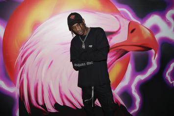 "Travis Scott Announces New Label ""Cactus Jack Records"""