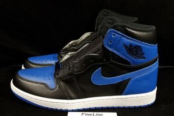"""Royal"" Air Jordan 1 Release Date Announced"