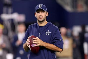 Tony Romo Posts Goodbye Video To Cowboys Fans