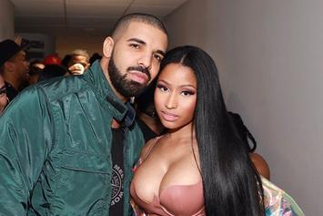 Drake Brings Out Nicki Minaj In Paris