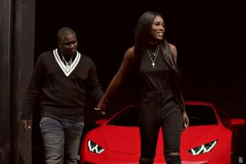 "Zoey Dollaz Feat. DB Bantino ""Bad Tings"" Video"
