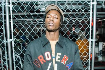 "Watch Joey Bada$$ Spit A Ferocious Freestyle Over Future's ""Mask Off"""