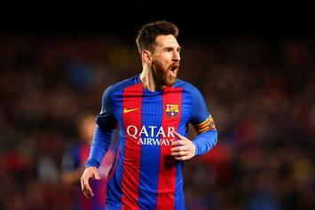 Police Seize $85 Million Worth Of Lionel Messi-Branded Cocaine