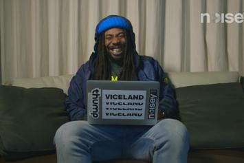 "D.R.A.M. Responds To Youtube Comments On ""Broccoli"""