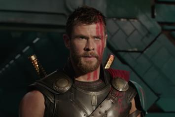 "Watch The First Trailer For ""Thor: Ragnarok"""
