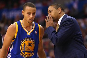 Mark Jackson And His Church Once Tried To Heal Steph Curry's Injured Ankle With Oil