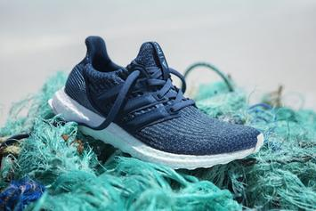 Adidas x Parley UltraBoost Collab Available Now